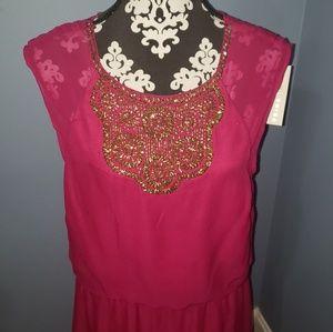 Trina Turk Dresses - Trina Turk | NWT Pink Maxi